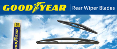 Goodyear Rear Wiper Blades