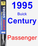 Passenger Wiper Blade for 1995 Buick Century - Vision Saver