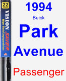 Passenger Wiper Blade for 1994 Buick Park Avenue - Vision Saver