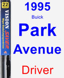 Driver Wiper Blade for 1995 Buick Park Avenue - Vision Saver