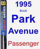 Passenger Wiper Blade for 1995 Buick Park Avenue - Vision Saver