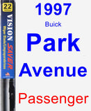 Passenger Wiper Blade for 1997 Buick Park Avenue - Vision Saver