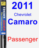 Passenger Wiper Blade for 2011 Chevrolet Camaro - Vision Saver
