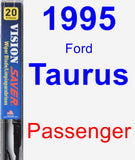 Passenger Wiper Blade for 1995 Ford Taurus - Vision Saver