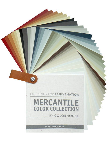 Mercantile Color Collection Fan Deck