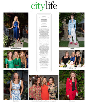 City Life/ Dinner with Moda Operandi