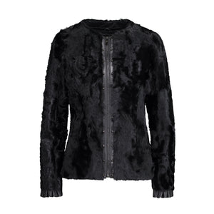 CHLOE JACKET IN BLACK
