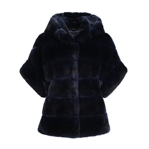 LEAH JACKET IN NAVY