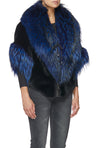 FOXY MIDNIGHT CAPELET