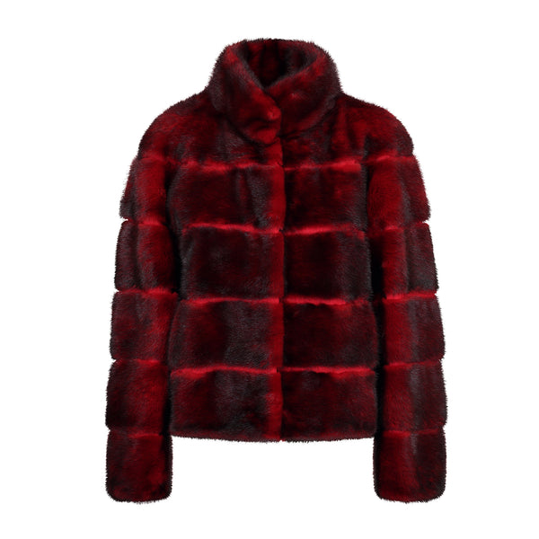 BLAIR JACKET IN RED