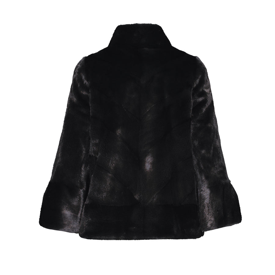LAYLA JACKET IN BLACK