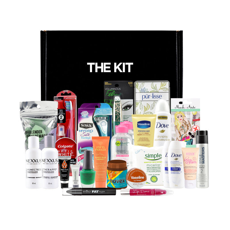 The Kit Beauty Box February Edition