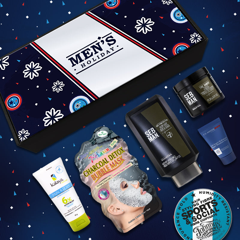 Limited Edition Men's Holiday Box 2019