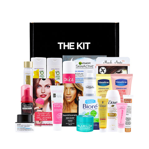 The Kit Beauty Box January Edition 2018