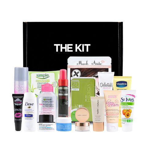 The Kit Beauty Box Spring Edition 2018