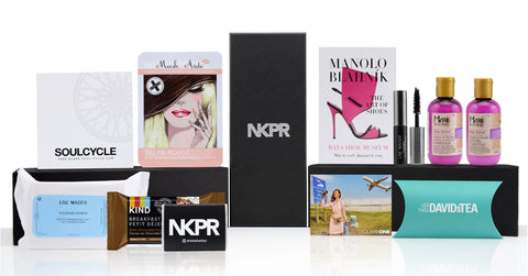 Limited Edition NKPR Box 2018