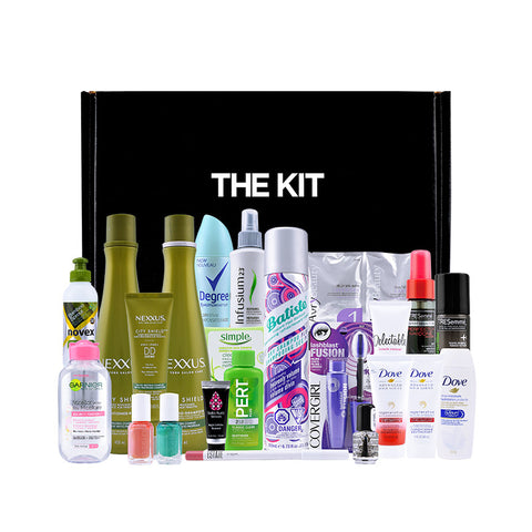 The Kit Beauty Box July Edition