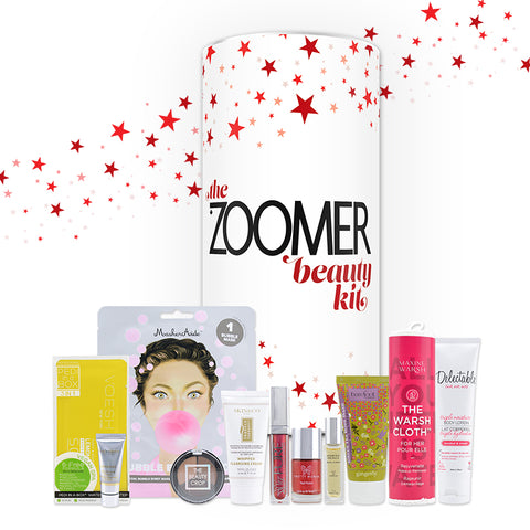 Limited Edition Zoomer Beauty Kit 2018
