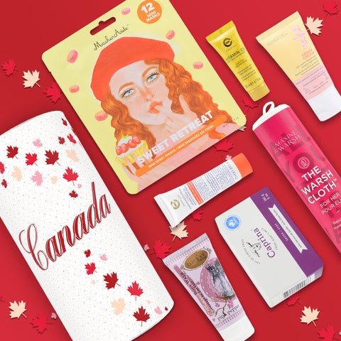 Limited Edition Canada Box 2018: Fall