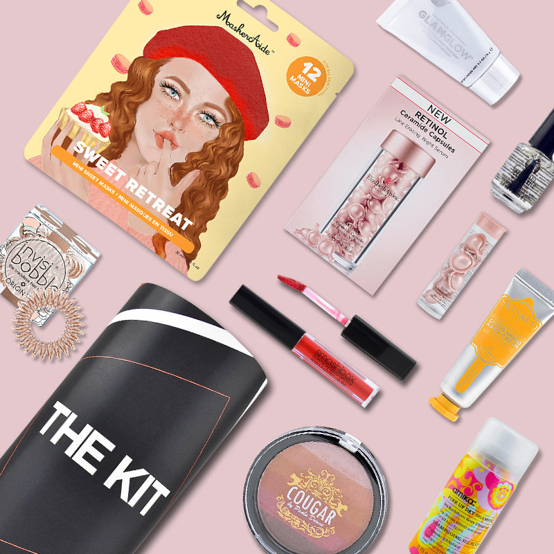 The Kit Beauty Desk December Edition 2018