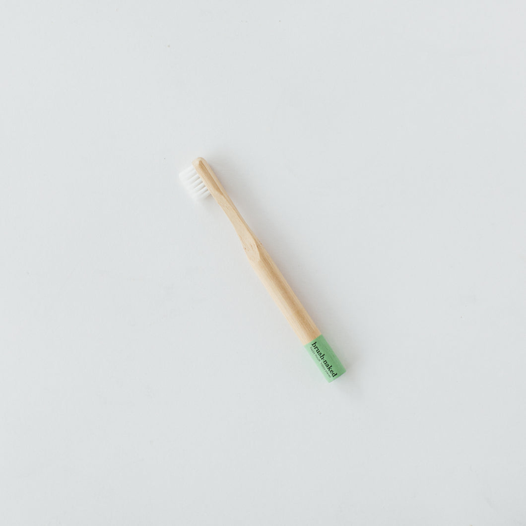 Kids Toothbrush - Green
