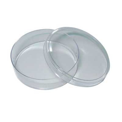 Petri Dish 100x20mm 20/pk, No Grid