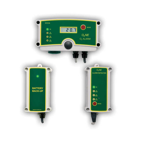Oxygen Deficiency Monitor