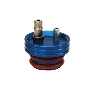 Aluminum Stopper with WTA Standpipe