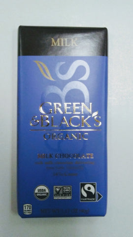 Green & Black's Milk Chocolate