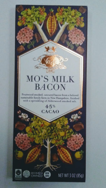 Vosges   Mo's Milk Bacon  45%  Cacao