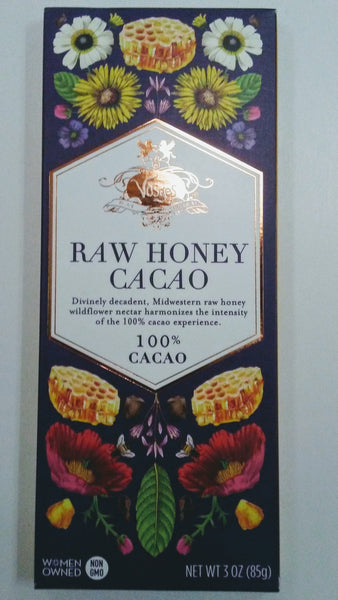 Vosges  Honey Cacao  100%Cacao