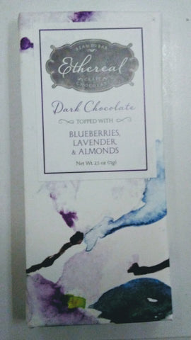 Ethereal  Blueberry, Lavender & Almond  66% Dark