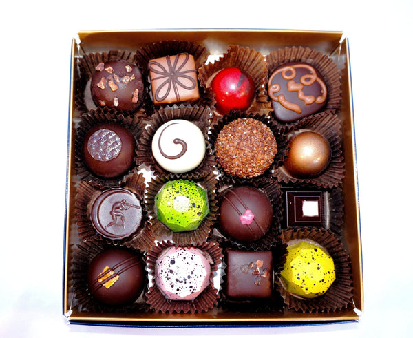 Moonstruck Chocolate Gift Box