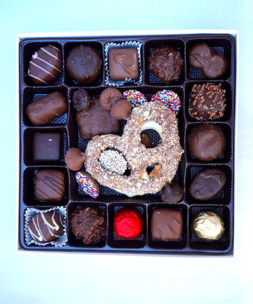 Assorted Gift Box of Chocolates