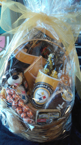 Steeler Basket