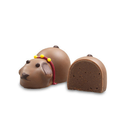 Moonstruck Milk Chocolate Lab Truffle