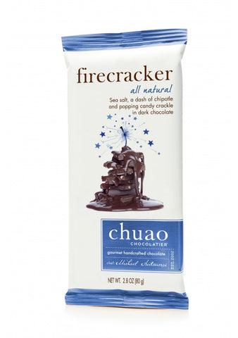 Firecracker Dark Chocolate Bar