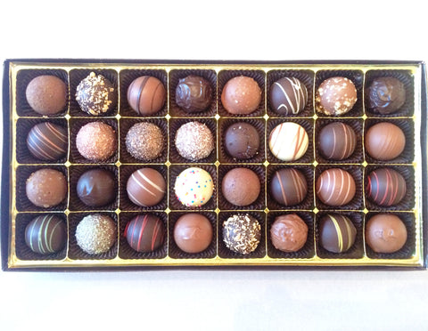 32 Piece Truffle Assortment