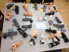 Alberta collaboration has students 3D printing prosthetic hands for children in need for Edmonton Hand-a-thon