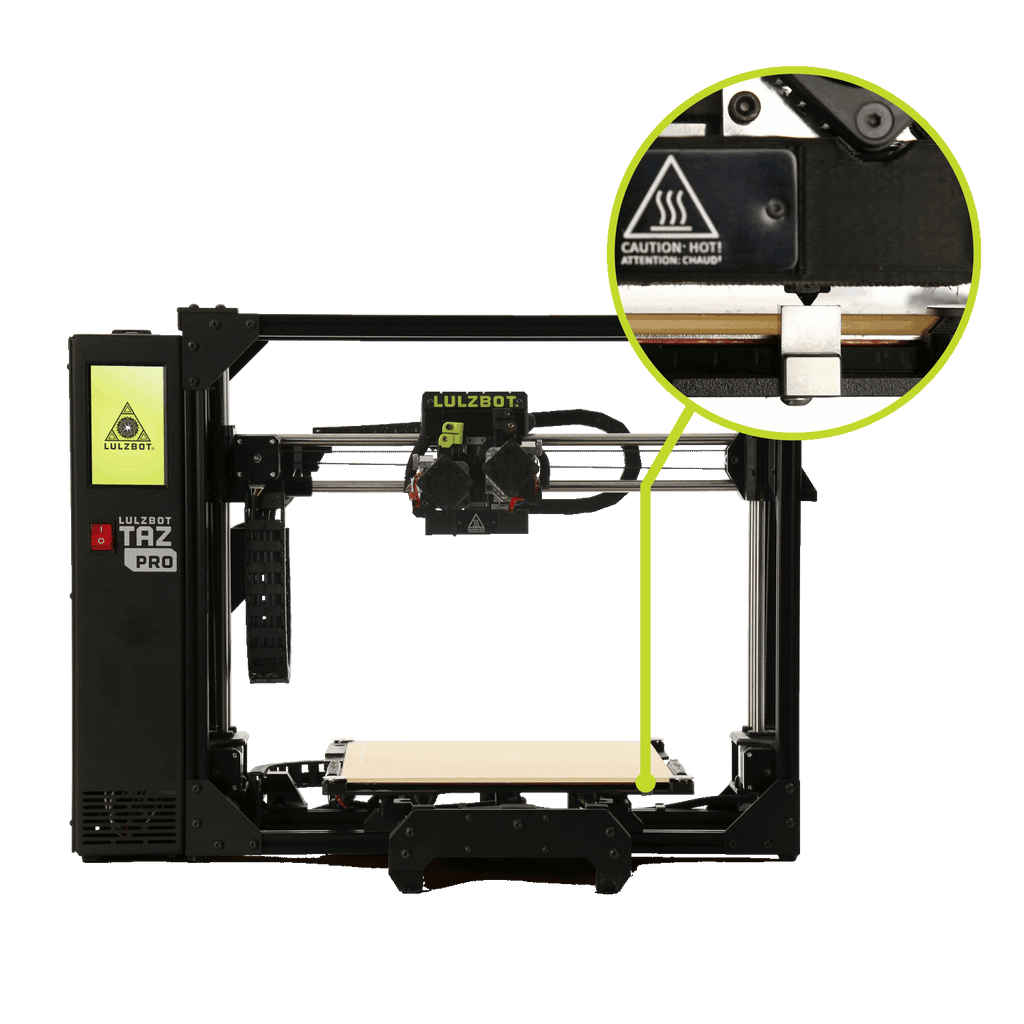 How to Calibrate the LulzBot TAZ Pro