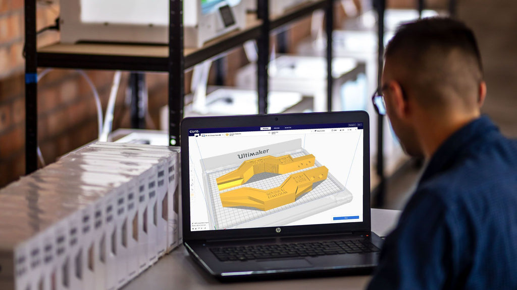 New Simplified Ultimaker Cura 4.0 and Ultimaker Cloud