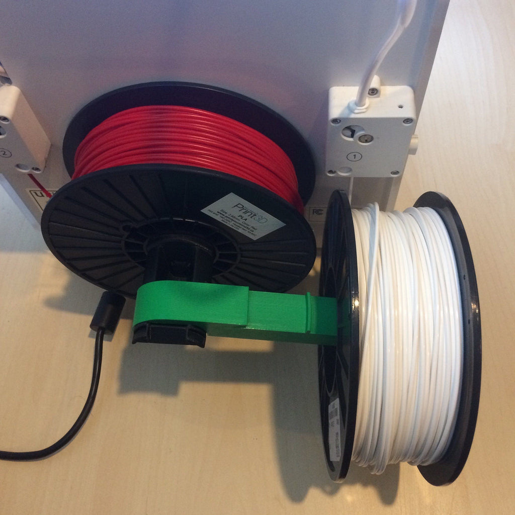 How to print with 1 kg spools on your Ultimaker 3D printers