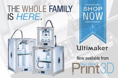 Now Carrying Ultimaker 3D Printers