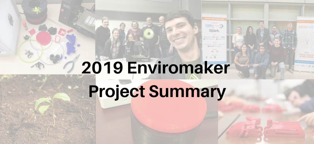 Enviromaker 2019 Project Summary