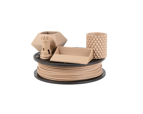 Print Your Mind 3D Woodfill 3D printing filament