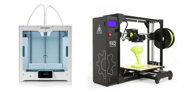 3D Printers compatible with Soft Materials