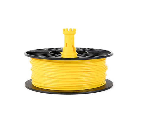 Print Your Mind 3D Yellow PLA Filament