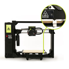 Lulzbot Taz Pro Automated Calibration