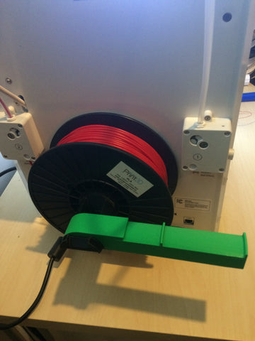 Empty Ultimaker 3 1kg spool adapter