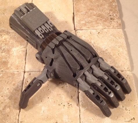 raptor reloaded prosthetic hands
